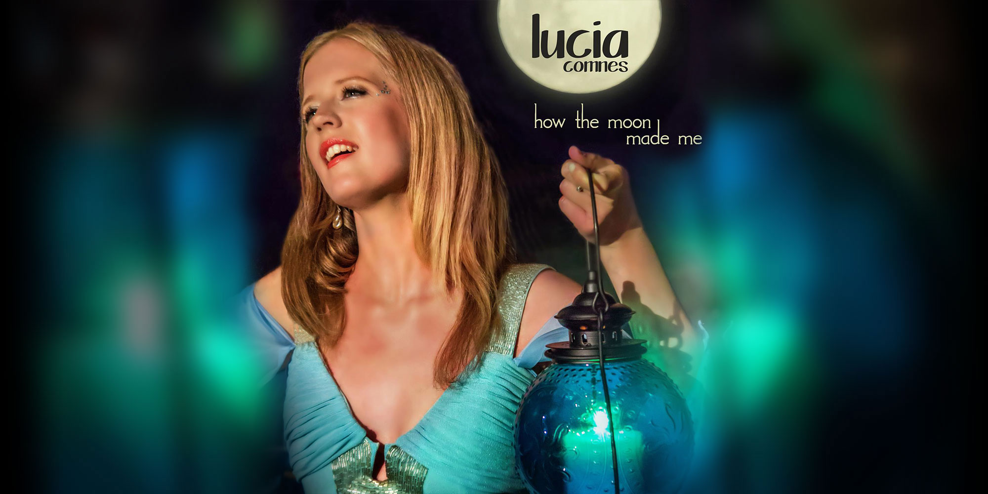 Lucia Comnes 'How The Moon Made Me'